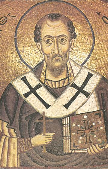 Icon of St. John Chrysostom – CS1049