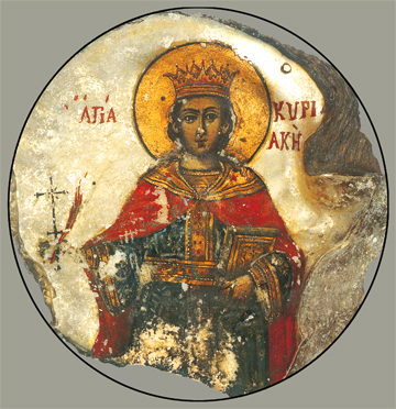 Icon of St. Nedelya (St. Kyriaki) – CS1066