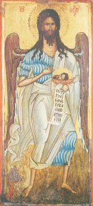 Icon of St. John the Baptist – CS1212