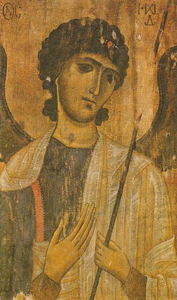 Icon of Michael, Archangel – CS1255