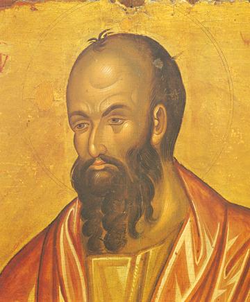 Icon of the St. Paul – CS1293