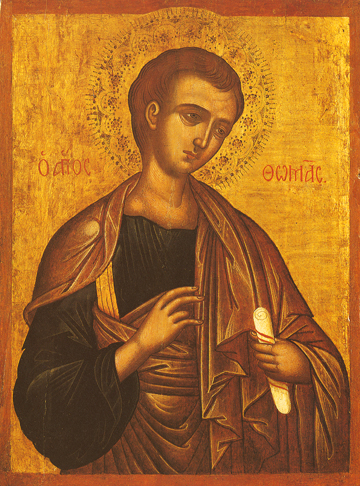 Icon of St. Thomas the Apostle – CS1304