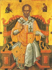 Icon of St. Nicholas – CS1318