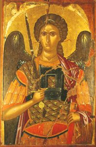 Icon of Michael, Archangel – CS1322