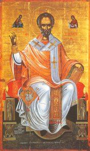 Icon of St. Nicholas – CS1323