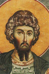 Icon of St. Theodore Stratelates – CS1393