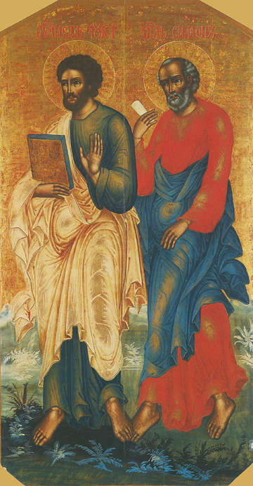 SS Luke & Simon the Zealot, Apostles – CS1413