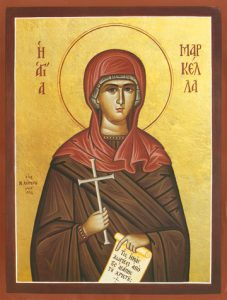 Icon of St. Markella – CS718