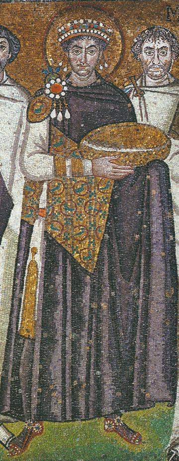 Icon of St. Justinian, Emperor – CS759