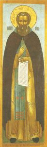 Icon of St. Nicon of Radonezh – CS760