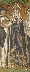 Icon of St. Theodora, Wife of Emperor Justinian – CS763