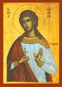 Icon of St. Eunice – CS801