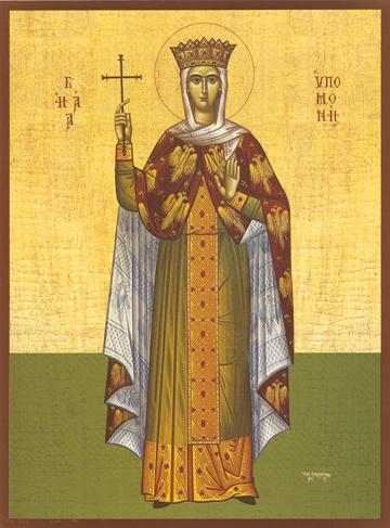 Icon of St. Hypomone (Patience) – CS845