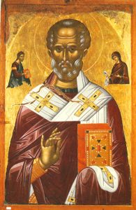 Icon of St. Nicholas – CS873