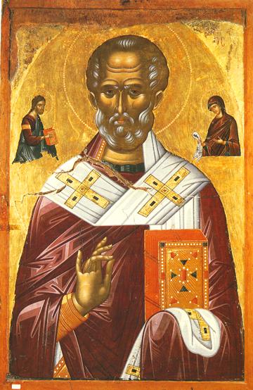 Icon of St. Nicholas – CS873