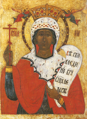 Icon of St. Paraskeva – CS889