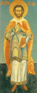 Icon of St. Justin the Philosopher – CS933