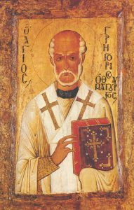 Icon of St. Gregory the Wonderworker – CS988