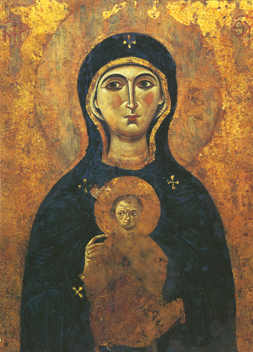 "Icon of the Theotokos ""Nicopeia"" – CT767"