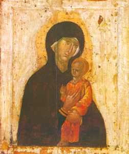 Icon of the Theotokos of Pimen – CT771