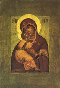 Icon of the Theotokos of Vladimir – CT797