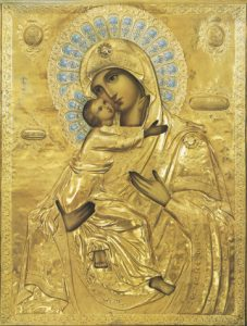 Theotokos of Vladimir – CT969