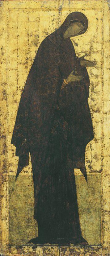 Theotokos (Deisis) – CT979