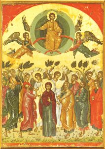 Icon of the Ascension – F13