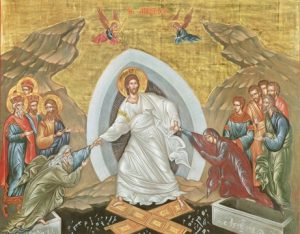 Icon of the Resurrection – F25