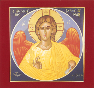 Icon of the Angel of Great Counsel – F35