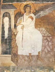 Icon of the White Angel – F36