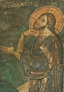 Icon of the Detail in Gethsemane – F47