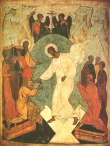 Icon of the Resurrection – F53