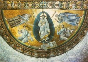 Icon of the Mosaic Transfiguration – F65
