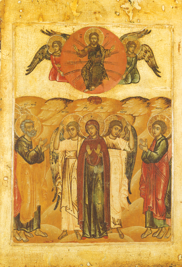 Icon of the Ascension – F81
