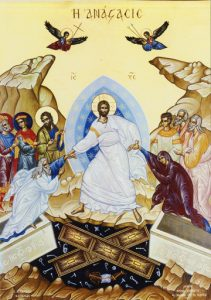 Icon of the Resurrection – F86