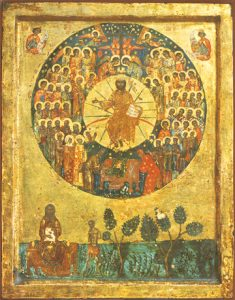 Icon of All Saints – F89