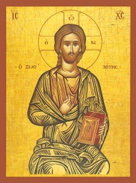 """Christ """"The Life-Giver"""" – J14"""