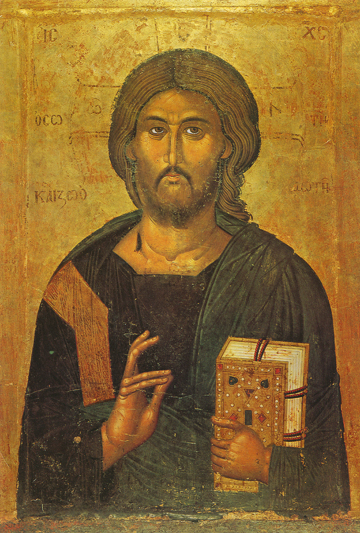 Icon of Christ the Saviour & Life-Giver – J21