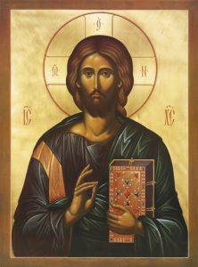 Icon of the Lord Jesus Christ – J54