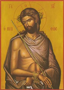 "Icon of the Nymphios (""Bridegroom"") (Half) – J06"