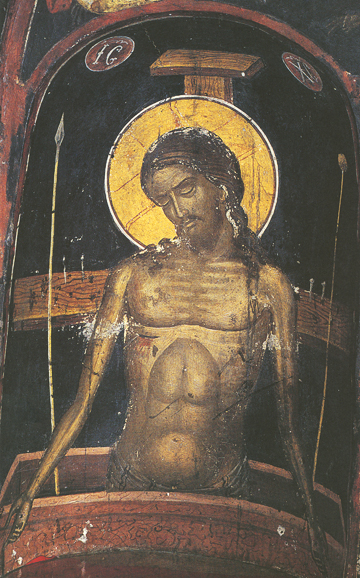 "Icon of Christ ""Extreme Humility"" – J90"