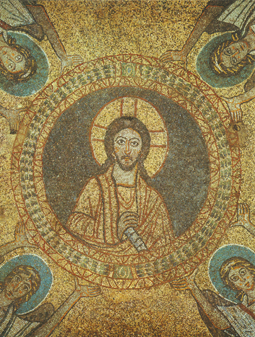 Icon of the Pantocrator (Mosaic) – J92