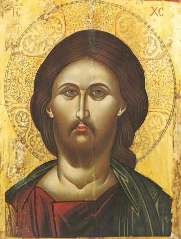 Icon of the Pantocrator – J96