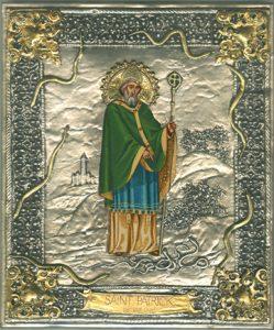 Icon of St. Patrick – S12