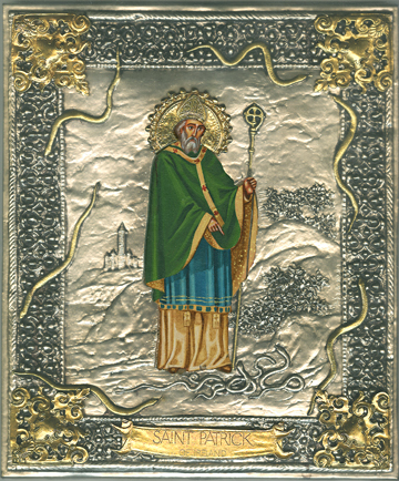 Icon of St. Patrick – S12