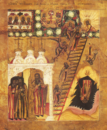 Image result for St. JOhn CLimacus icon