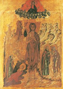 Icon of St. Mary of Egypt – S144
