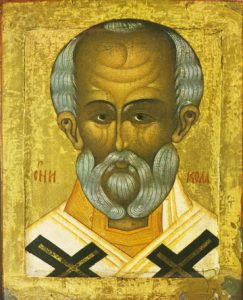 Icon of St. Nicholas – S154