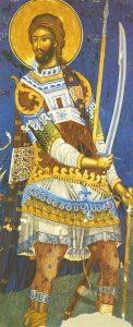Icon of St. Nikitas – S156